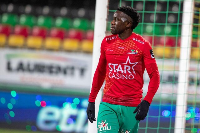 Fashion Sakala rejected interest from around Europe to join Rangers. Picture: Getty