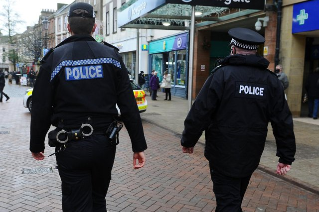 Attacks on shops staff are a serious problem in society (Picture: Michael Gillen)