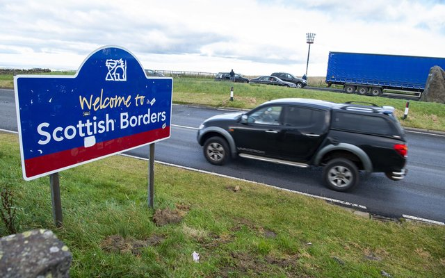 Scots travelling home after December 27 could face fines