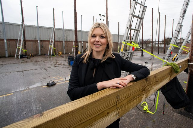 Katie Milligan will lead Openreach's Scotland board when current chair and industry veteran Brendan Dick retires. Picture: Ian Jacobs Photography