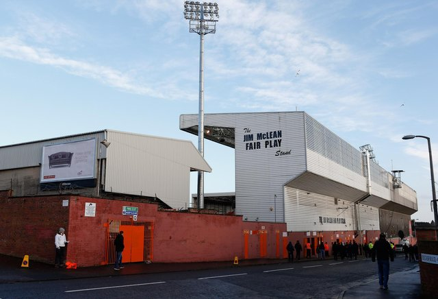 A new manager will take over at Tannadice - selected from a process including 'several exciting candidates'   (Photo by Tom Shaw/Getty Images)