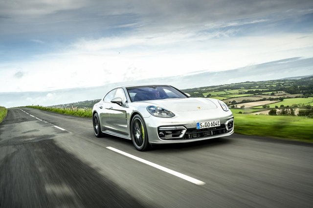 2021 Porsche Panamera 4S E-Hybrid