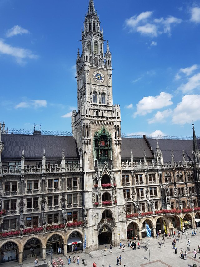 Munich is a hub for businesses
