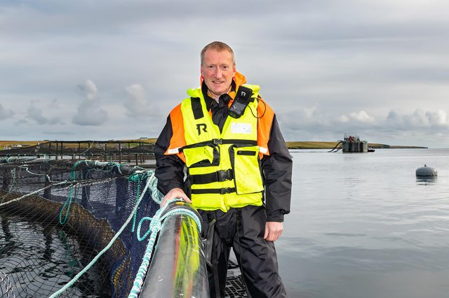Scottish Salmon Producers Organisation chief executive Tavish Scott says key documentation causing damaging border hold-ups after Brexit needs to be completely redrawn and simplified