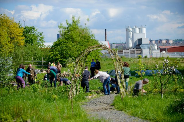 """The Green Action Trust is urging government, businesses, communities and individuals to """"pull together"""" and speed up expansion of eco-friendly infrastructure to help Scotland recover from the Covid-19 pandemic, improve public health and hit climate goals"""