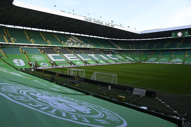 Celtic have posted a loss of £5.9 million. Picture: SNS