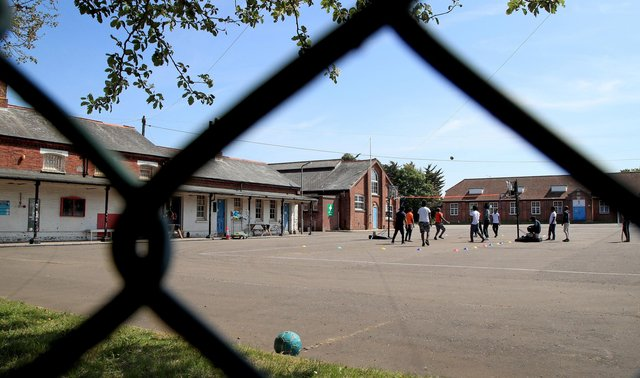Six asylum seekers formerly housed at Napier Barracks in Kent have won a legal challenge against the government.