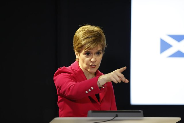 Further aims for the easing of lockdown measures on hospitality and retail in Scotland are due to be announced by Nicola Sturgeon.