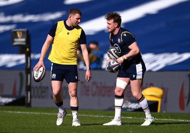 Finn Russell returns for Scotland as head coach Gregor Townsend makes four changes to his starting line-up for the final Six Nations match against France. (Pic: Getty)
