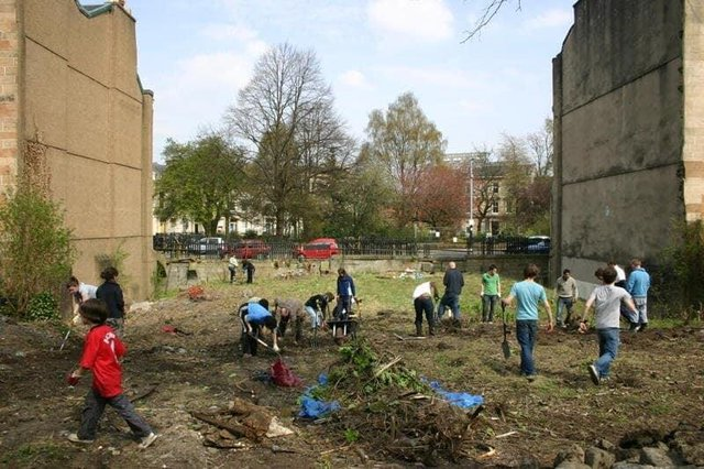 Vacant and derelict land isn't just an eyesore - it's been linked to lower health outcomes for those who live near it.