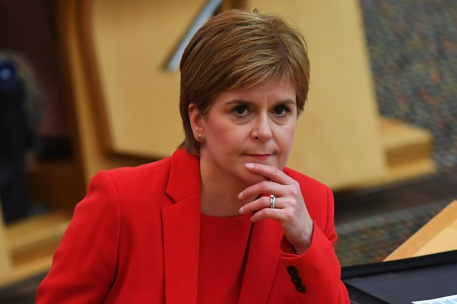 Nicola Sturgeon is fostering a permanent state of rancour that hampers much-needed co-operation on a range of issues with the UK Government, says Brian Wilson (Picture: Andy Buchanan)