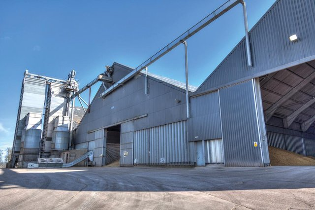 The four stores, which are situated at Gladsmuir in East Lothian, Stracathro in Angus, pictured, Keith in Morayshire and Sidlaw in Perthshire, will provide more than 200,000 tonnes of extra in-house grain storage.