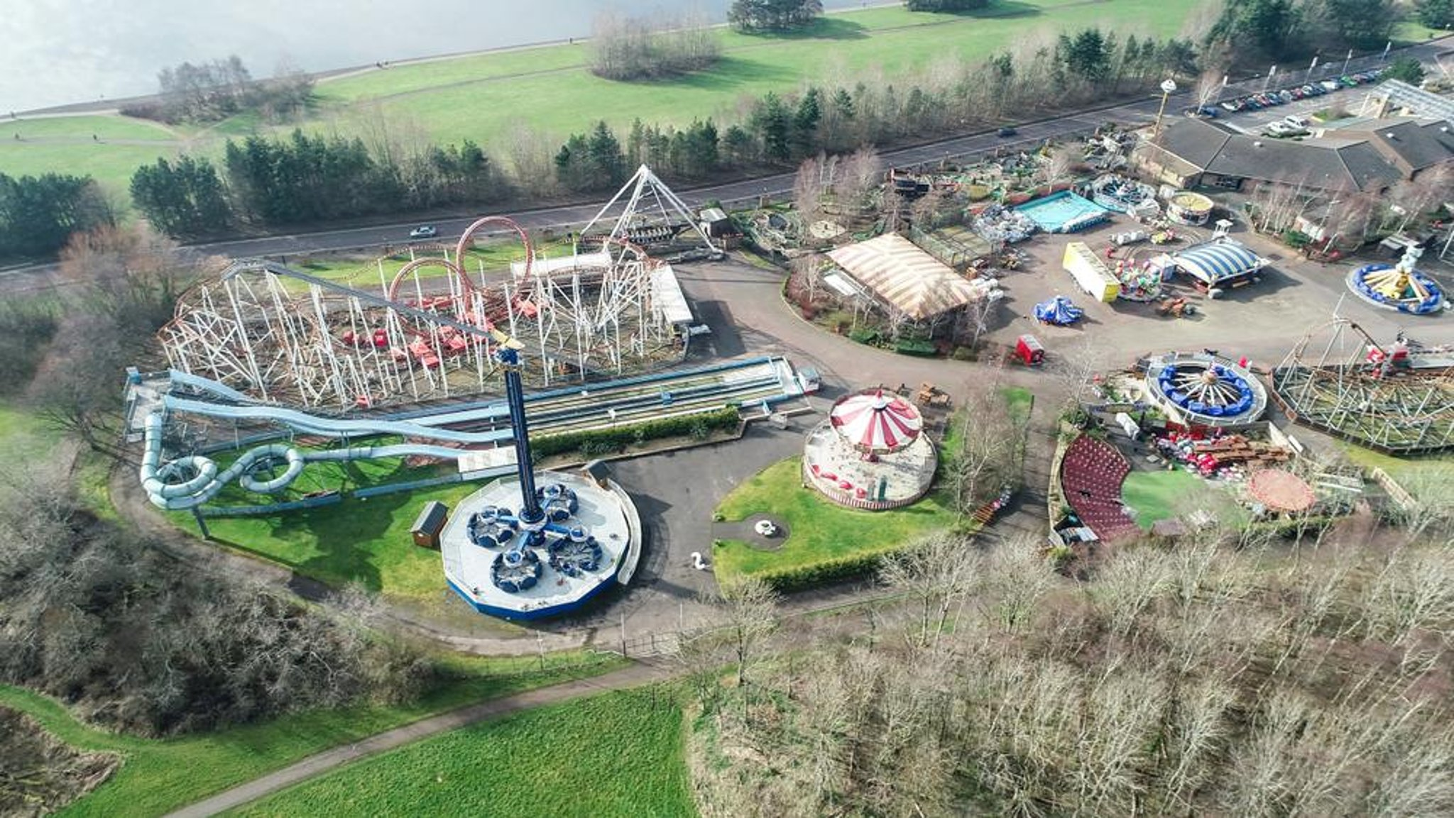 When Will Theme Parks Reopen In Scotland Date Codona S Landmark Forest And Other Attractions Could Open As Lockdown Is Relaxed The Scotsman