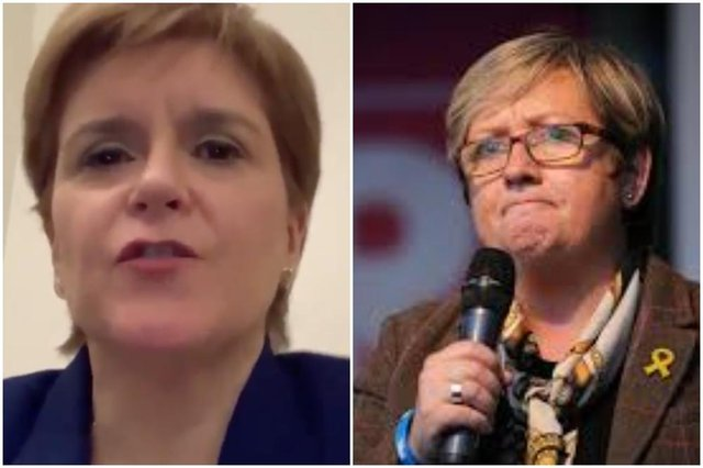 SNP leader Nicola Sturgeon has addressed concerns over homophobia in her party, following a Twitter row which included SNP MP Joanna Cherry