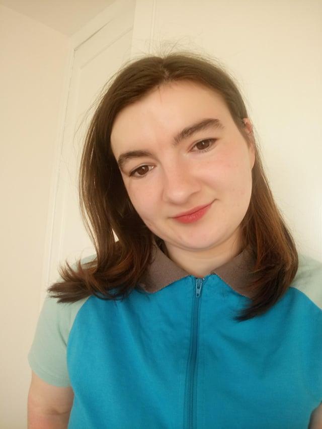 Megan Maclean, Girlguiding ScotlandSpeak Out champion