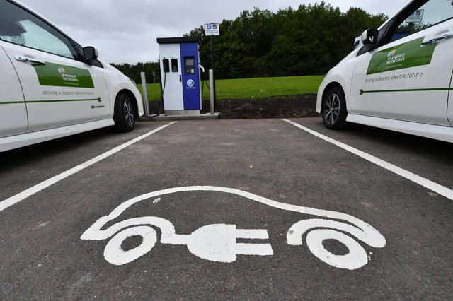 An estimated 700 electric vehicle charging points need to be installed each day if the UK is to achieve the 2.3 million figure that it is predicted to need by 2030