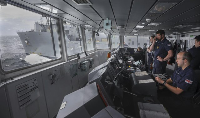The Royal Navy has used Artificial intelligence (AI) at sea for the first time - testing against supersonic missile threats. The Ministry of Defence (MoD) said the trial is part of Nato's Exercise Formidable Shield, which is currently taking place off the coast of Scotland until June 3.