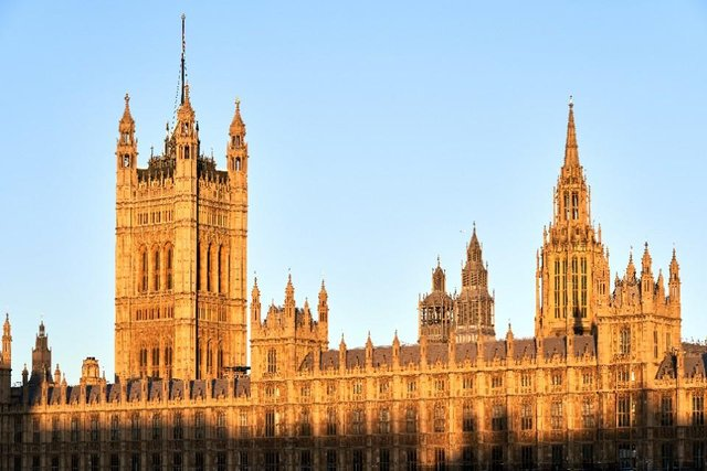 MPs have to register financial gifts or donations as part of their role in the House of Commons