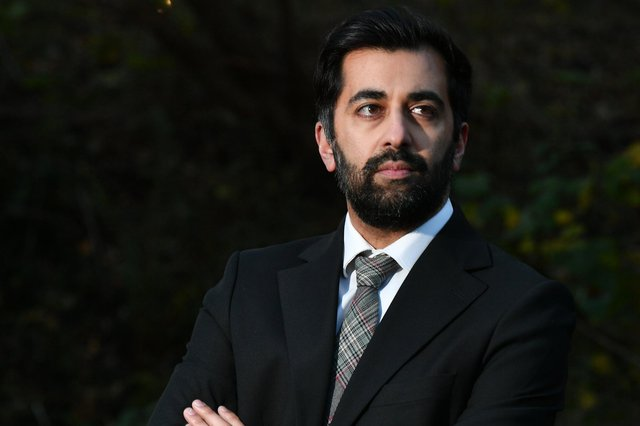 Humza Yousaf has seen his Hate Crime Bill pass.