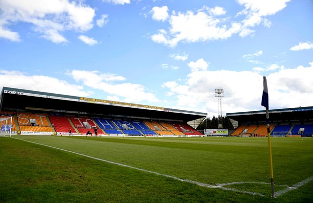 St Johnstone have released their view on league reconstruction. Picture: SNS