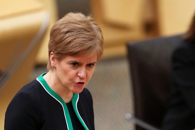 Nicola Sturgeon's handling of the Covid-19 pandemic is pushing voters to back the SNP, a new poll has shown.