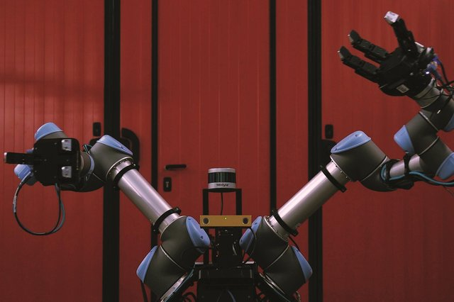 Main, robots can be designed to handle many of the world's more dangerous and unpleasant work.