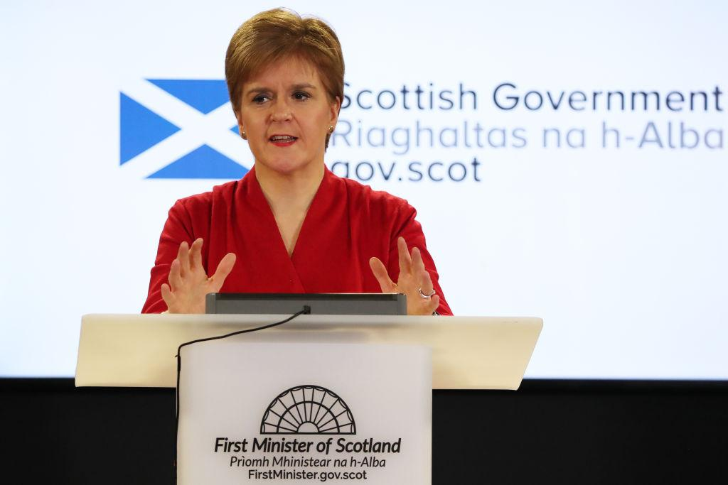 Nicola Sturgeon announces lockdown is being reintroduced to this part of Scotland