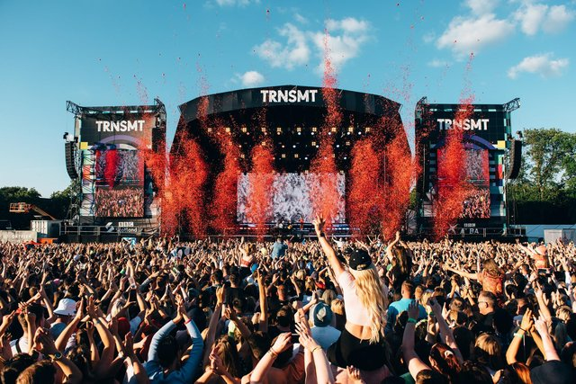 TRNSMT music festival is hoped to go ahead with full-capacity crowds in September. Picture: Ryan Johnston