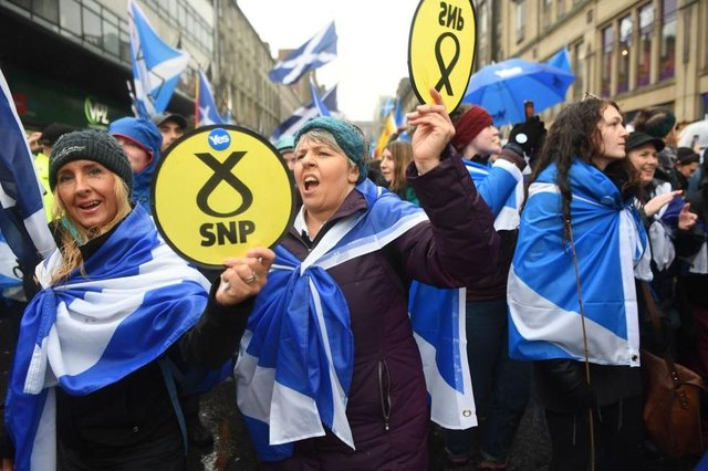 Even Yes supporters seem bored and fed up with 15 years of talk and little action, argues Alastair Stewart