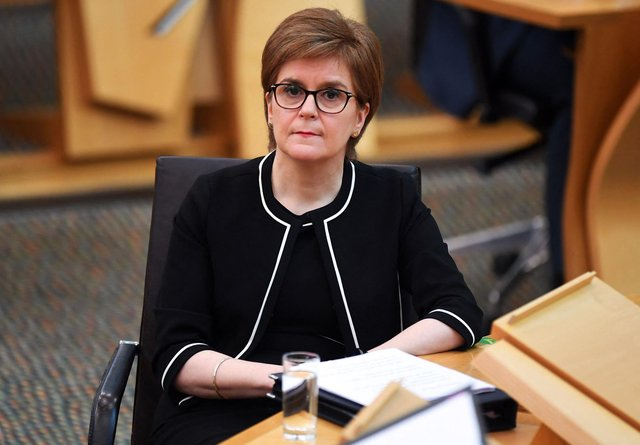 Nicola Sturgeon has vowed to serve a full five-year term if re-elected as Scotland's First Minister – but refused to say if she may run for another term in office after that.