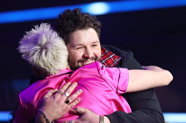 The UK's James Newman took his Eurovision score of zero with good grace (Picture: Dean Mouhtaropoulos/Getty Images)
