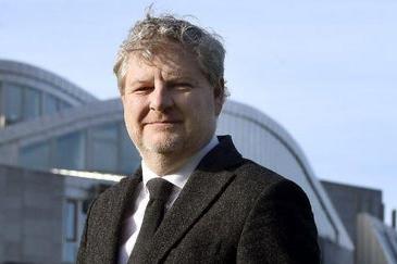 Progress Scotland director Angus Robertson