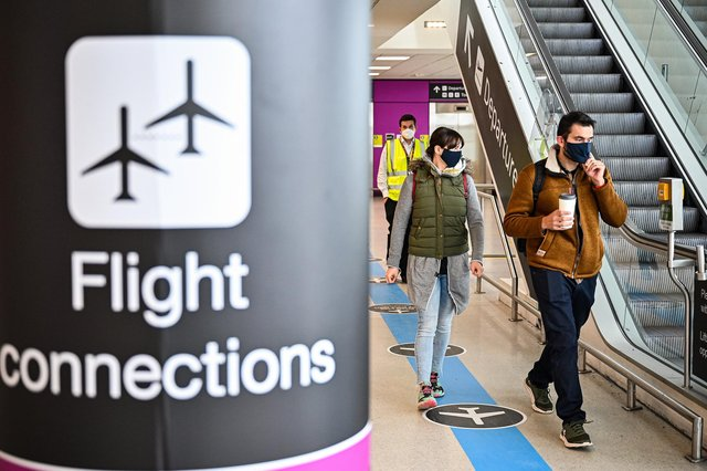 Edinburgh Airport has called for parity with England