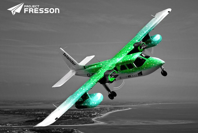 Project Fresson said hydrogen could save up to £300,000 in fuel costs per aircraft per year