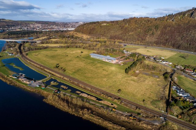 The proposed development at West Kinfauns could support 170 direct jobs in hospitality, retail and leisure. Picture: contributed.