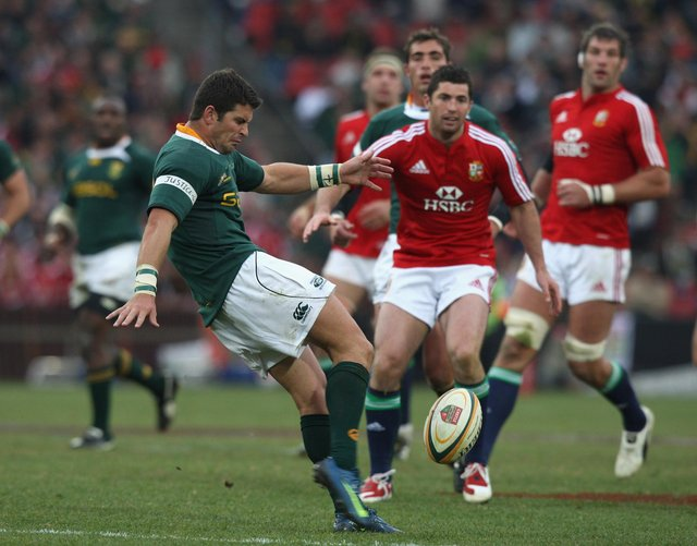 The British and Irish Lions last toured South Africa in 2009, losing the series 2-1. Photograph: David Rogers/Getty Images