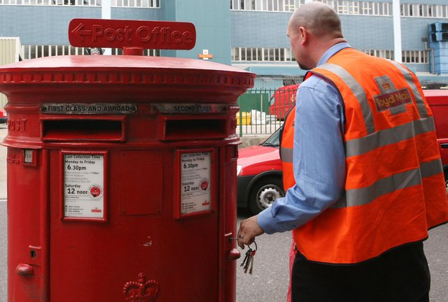 Accessing postal services has become more difficult for many during the pandemic, the CAS report said