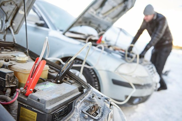Millions of drivers a year face battery problems