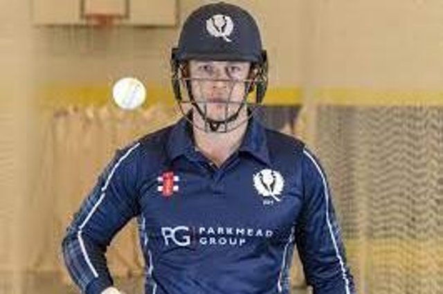 George Munsey hit an impressive ton for RH Corstorphine.
