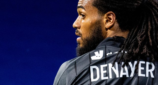 Ex Celtic man Jason Denayer is well priced in this year's Euro 2020 fantasy league. Photo by SNS Group.