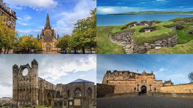 The iconic historical sites across Scotland which will  reopen next month as restrictions ease.
