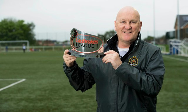 JIm Duffy is recovering in hospital after suffering a heart attack. Picture: SNS