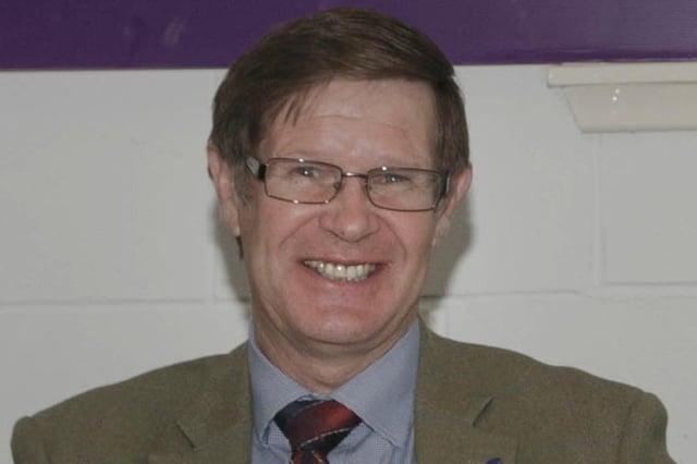 Donald Biggar enjoyed ahigh reputation in the livestock world
