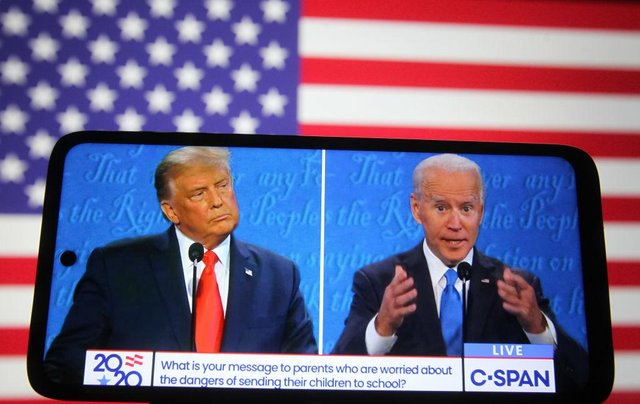 Trump Vs Biden Quotes Claims And Reaction To Final Presidential Debate Ahead Of 2020 Us Election And What The Polls Say Now The Scotsman