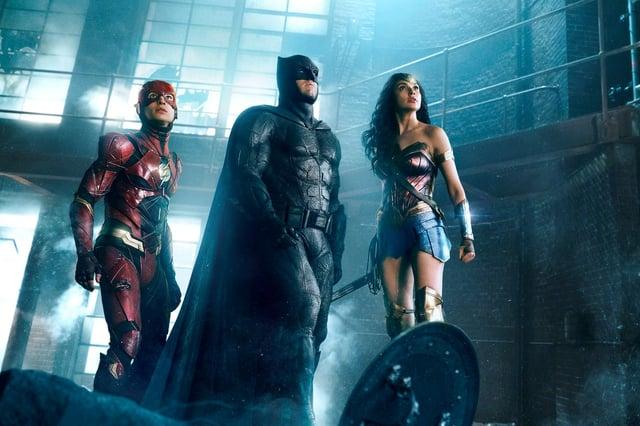 Zack Snyder's Justice League PIC: Warner Bros