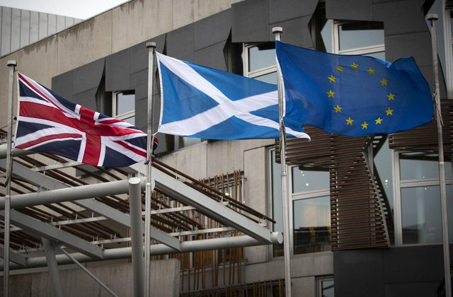 Boris Johnson met with Nicola Sturgeon and the other devolved leaders on Thursday afternoon.
