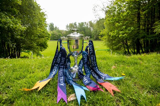SPFL Trust Trophy © Craig Watson
