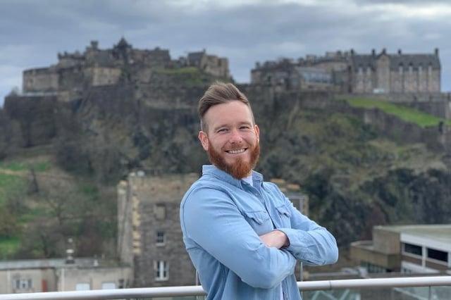 Keep Edinburgh Thriving founder Robbie Allen says the venture benefits local retailers.