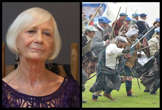 Gaelic icon and folk singer Dolina Maclennan has been appointed a trustee at the Battle of Prestonpans (1745) Heritage Trust.
