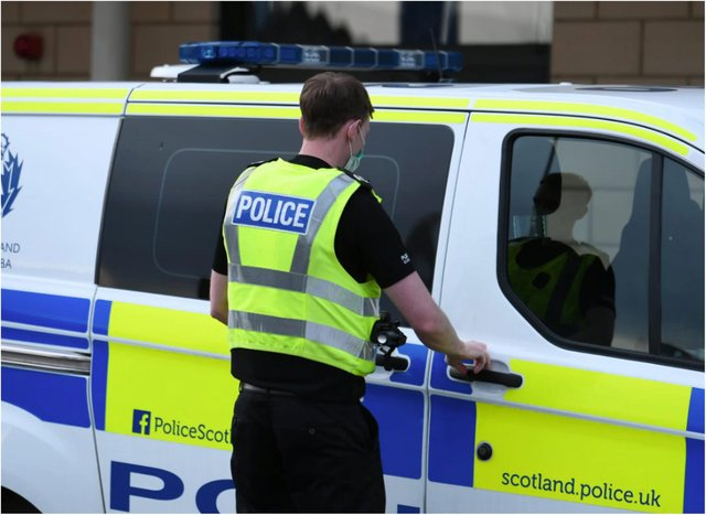 Barry McLachlan: Police launch murder inquiry after body found in Glasgow. Stock image: John Devlin.